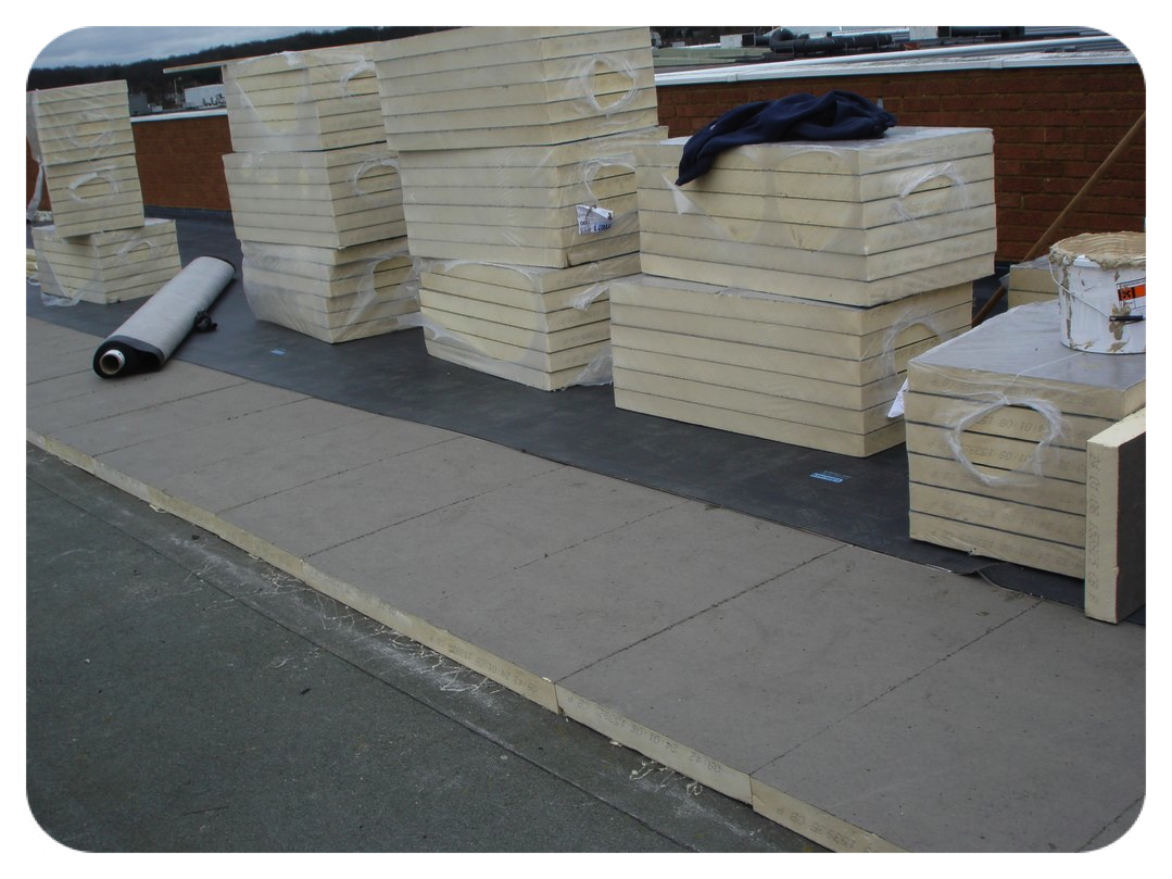 Roof Insulation « EPDM Rubber and liquid Flat Roofs