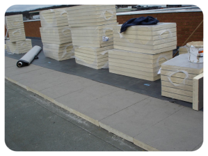 Roof Insulation 171 Epdm Rubber And Liquid Flat Roofs